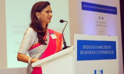 Lavanya Nalli, Vice Chairman, Nalli Group of Companies