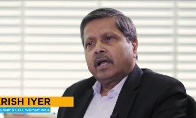 Krish Iyer, President & CEO, Walmart India