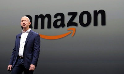 Jeff Bezos sets new wealth record, losing $19.2 billion over two days