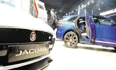 Can Tata Motors recover from the slowdown at JLR?