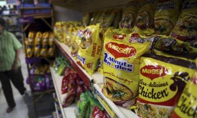 Maggi 'returns' to help Nestle fight the plastic menace