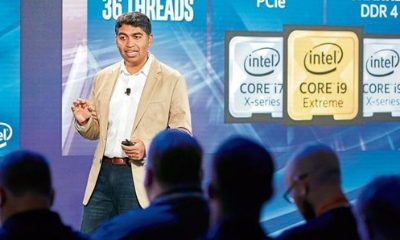 Intel's Core, Core X series promise better gaming, performance