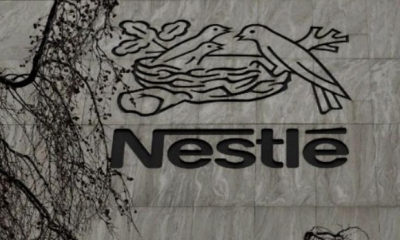 Nestle to cut about 380 jobs at four locations in Germany