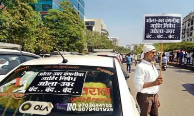 Will Ola, Uber yield to demands made by drivers?