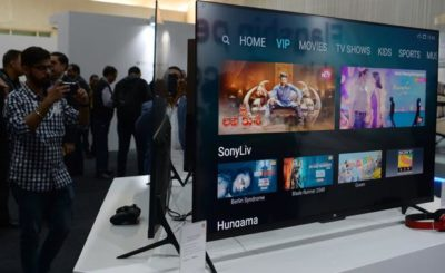 The smart television market in the country is relatively small, consisting of players such as LG, Samsung and Sony and Xiaomi put its hat in the ring earlier this year with its first product.
