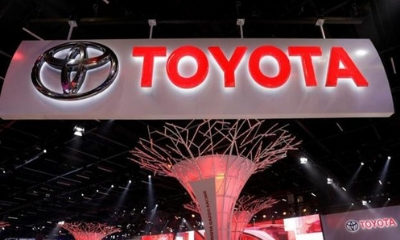 Toyota will increase prices of vehicles across models by up to 4% from 1 January