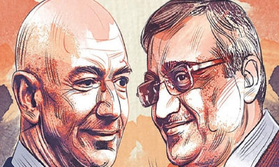 Jeff Bezos may buy Kishore Biyani out in new business deal