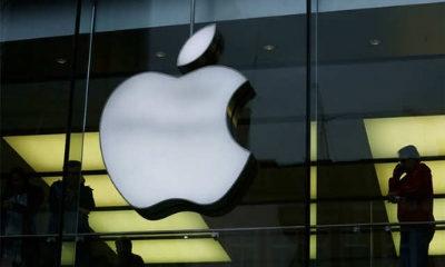 Apple m-cap falls below $1 trillion after earnings flop