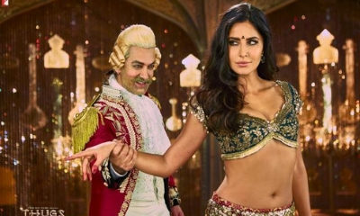 Yash Raj earns big from 'Thugs of Hindostan' before release