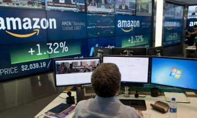 'Amazon probing data breach charge'