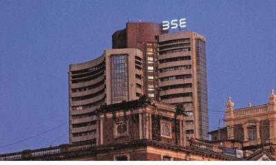 Sensex, Nifty surge 1% on positive global cues