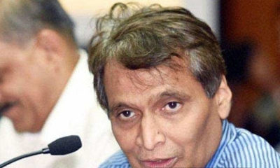 New gold policy likely soon; looking at all aspects of yellow metal: Suresh Prabhu