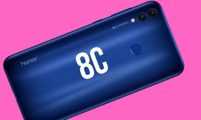 Honor 8C to go on first sale today: Price, offers, features