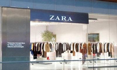 Zara owner Inditex reports 4 pct profit growth