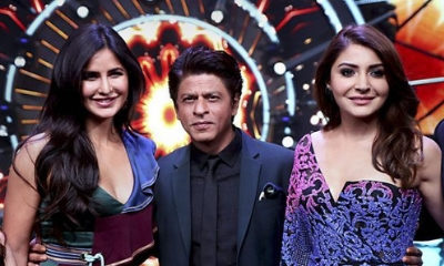 Friday Film Wrap: Shah Rukh Khan's 'Zero' dominates theatres