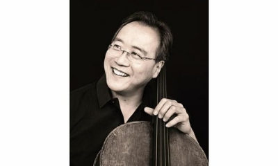 Yo-Yo Ma: 'Culture is about the creation of values'