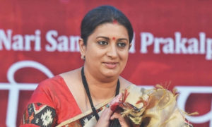 India to soon have own standard of apparel size: Smriti Irani